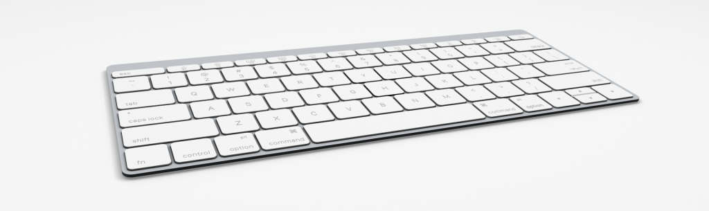 Apple Wireless Keyboard 2 concept-1