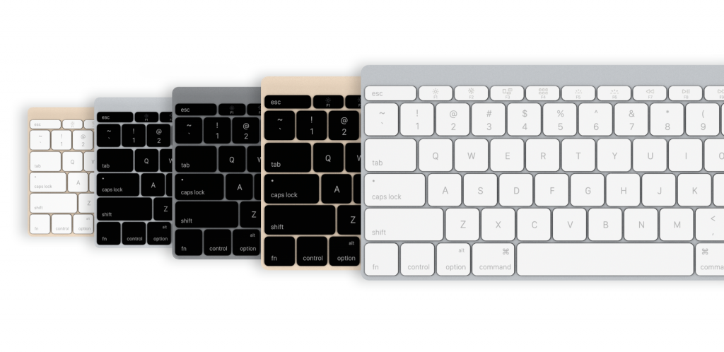 Apple Wireless Keyboard 2 concept-2