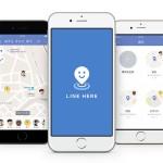 待ち合わせに便利!お互いの居場所が確認できるアプリ「LINE HERE」が提供開始!
