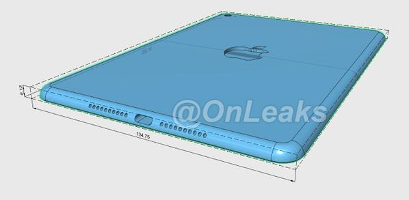 iPad mini 4 leak-2