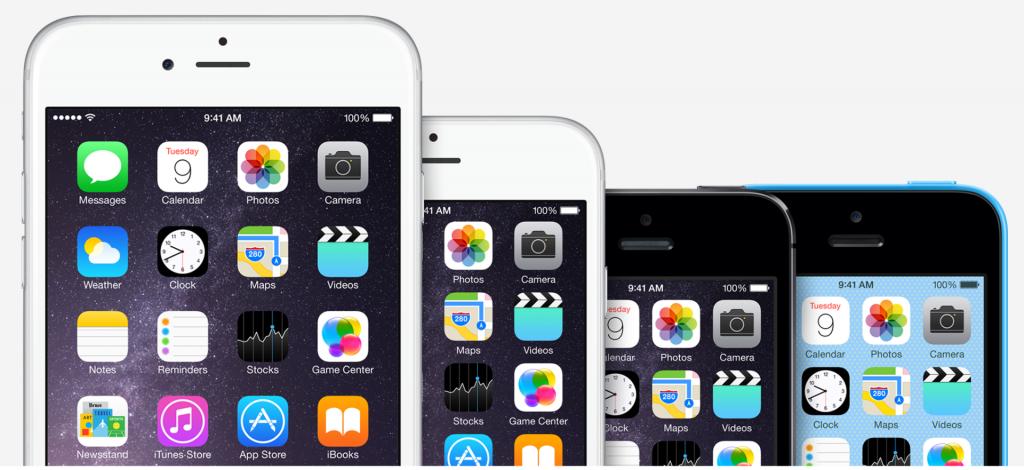 iPhone 6&5s&5c