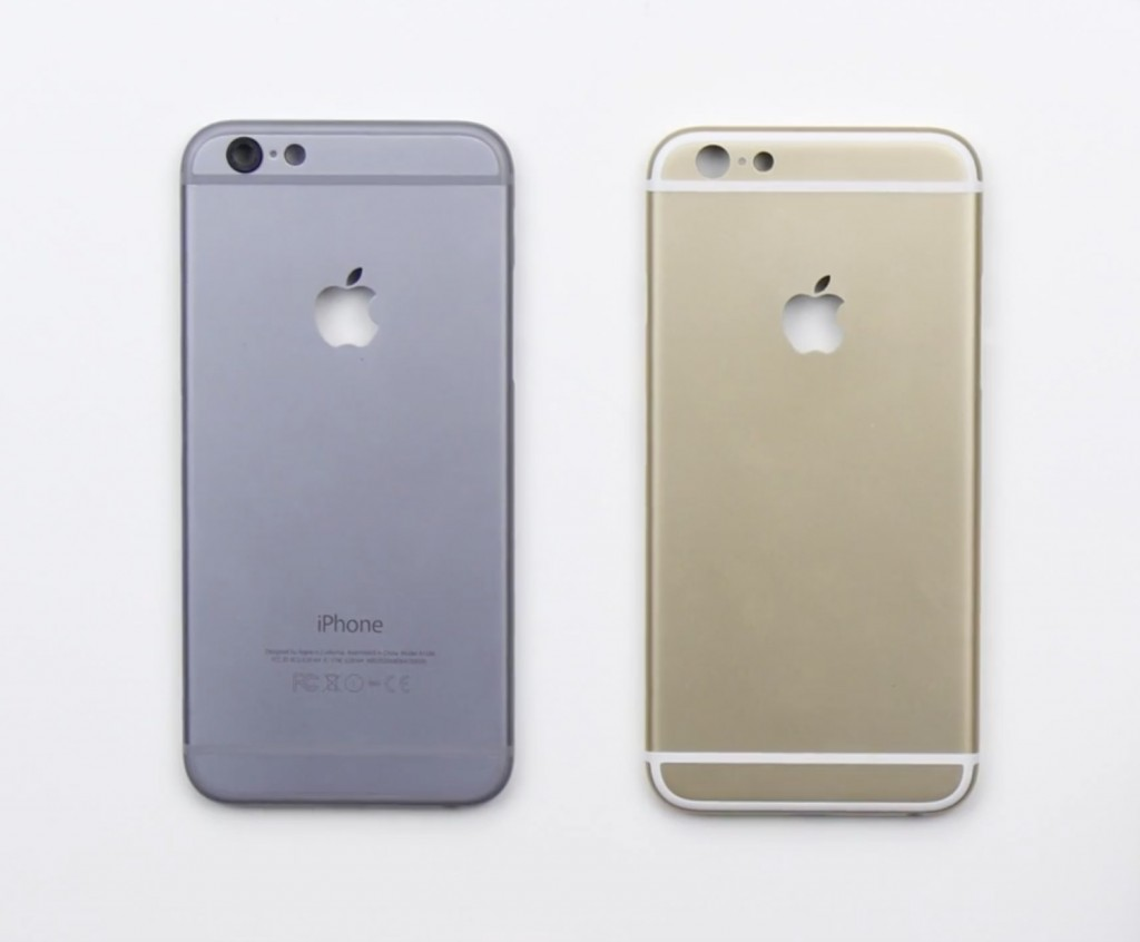 iPhone6s&6 size
