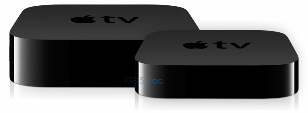 new apple tv concept