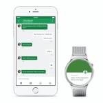 Android WearがiPhoneに正式対応!他社製スマートウォッチから連携可能に