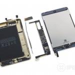 iPad mini4の分解画像から見る3からの変更点 – Wi-Fiアンテナ大型化、バッテリー小型化など