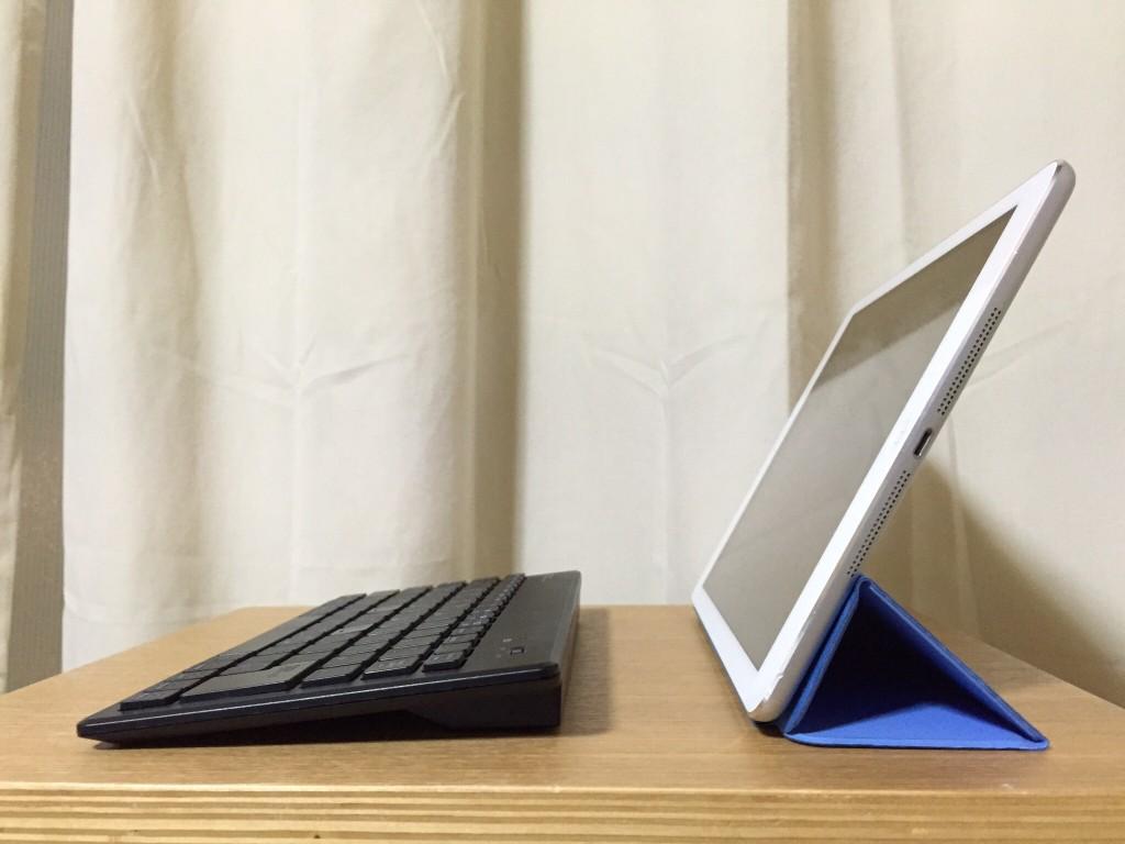 iPad test-s