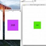 iPhone6sのメモリは2GBであることが判明!iPad Proは4GB!