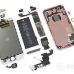 はやくもiPhone6sの分解画像が公開!バッテリー容量が減り、2GBメモリ搭載!