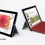 Surface 3のWi-Fiモデルが日本で発売開始!!77,544円(税込)から購入可能に