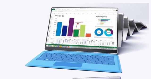 Surface Pro 4 concept