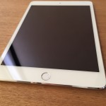iPad mini4用前面、背面保護フィルム「OverLay Magic (傷修復タイプ)」を試してみた