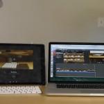 iPad ProはMacBook Pro Retina 15に匹敵する!?4Kムービー書出し速度の検証動画が公開!