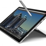 Surface Pro 4 Core m3/i5/i7モデルのCPU、GPU性能比較