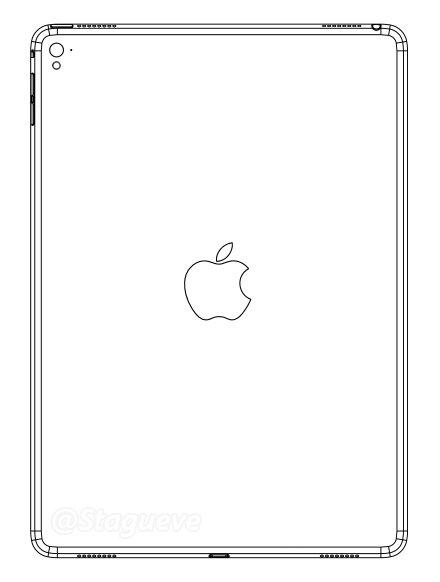 iPad Air 3 leak-1