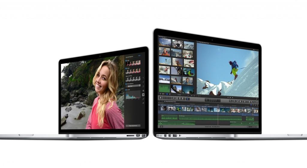 macbook pro 13&15