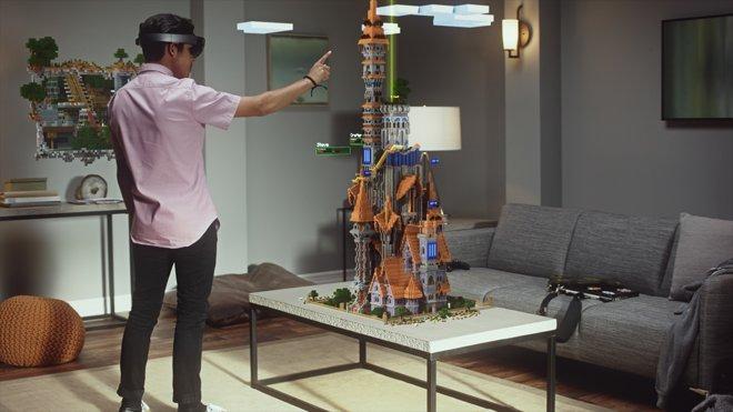 MR HoloLens