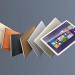 かなりMacBookです…厚さ6.9mmでCore m搭載タブレットPC「MateBook」が登場!