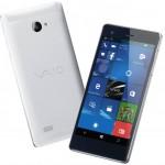 アルミ削り出し、安曇野FINISHの高品質Windows 10スマホ「VAIO Phone Biz」登場!