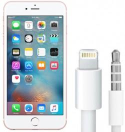iPhone7 Lightning headphone