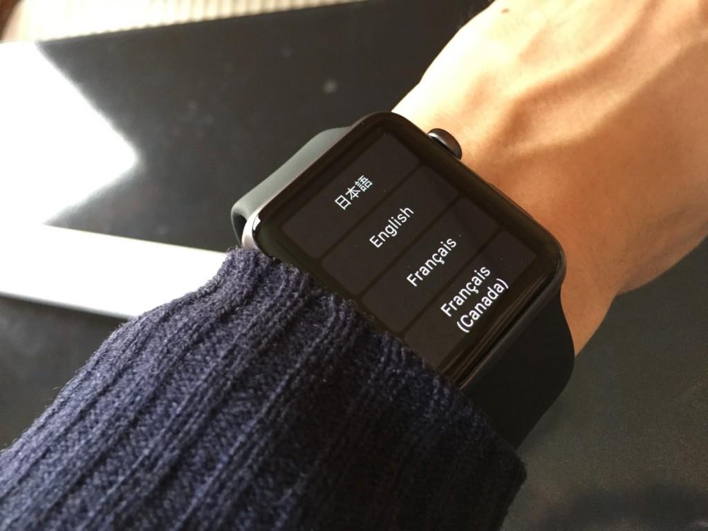 Apple Watch setting-2