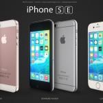 これまでの情報から忠実に再現した「iPhone SE」の3つのコンセプトデザインが公開!