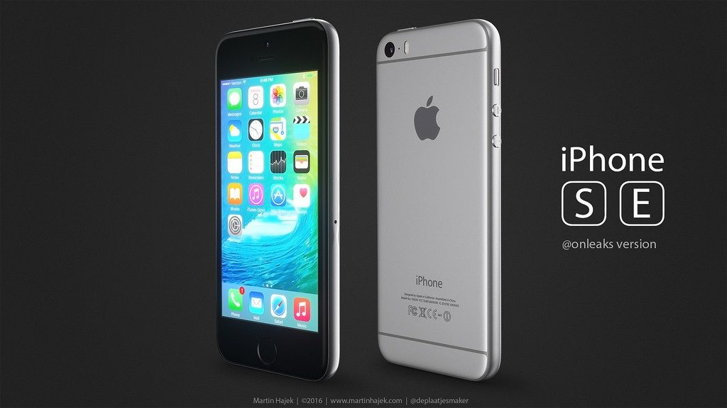 iPhone se concept-6