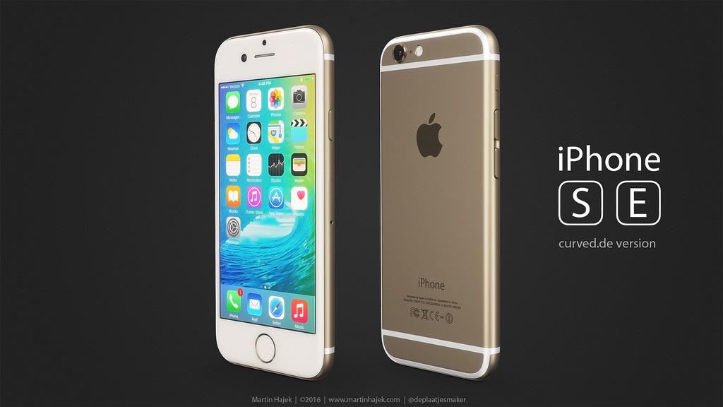 iPhone se concept-7