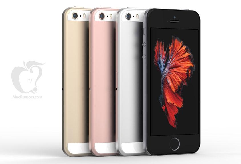 iPhone se concept-8