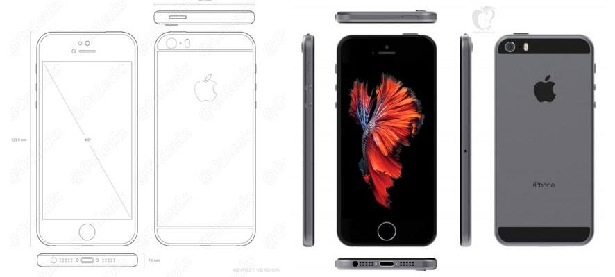 iPhone se concept-9