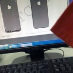 「iPhone 7」のレンダリング画像が流出か?背面のDラインがないデザインに?