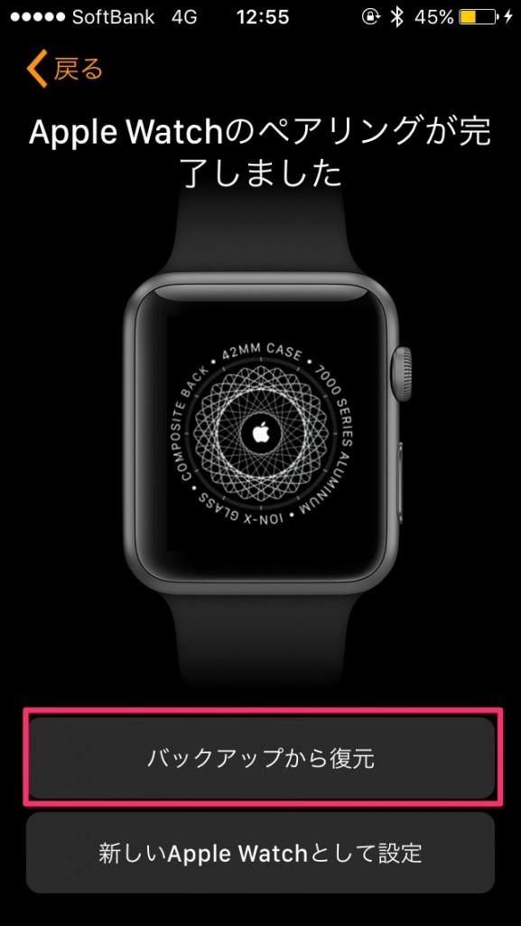 Apple Watch Pairing-7