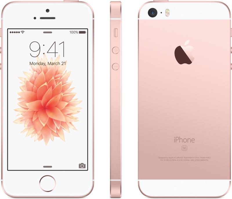 iPhone SE-7