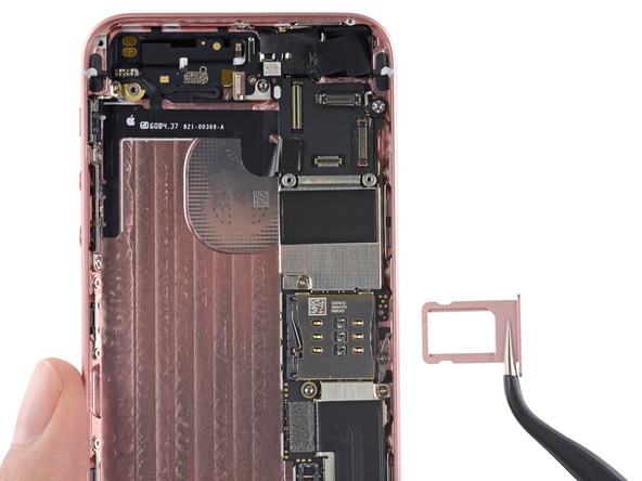iPhone SE teardown-2