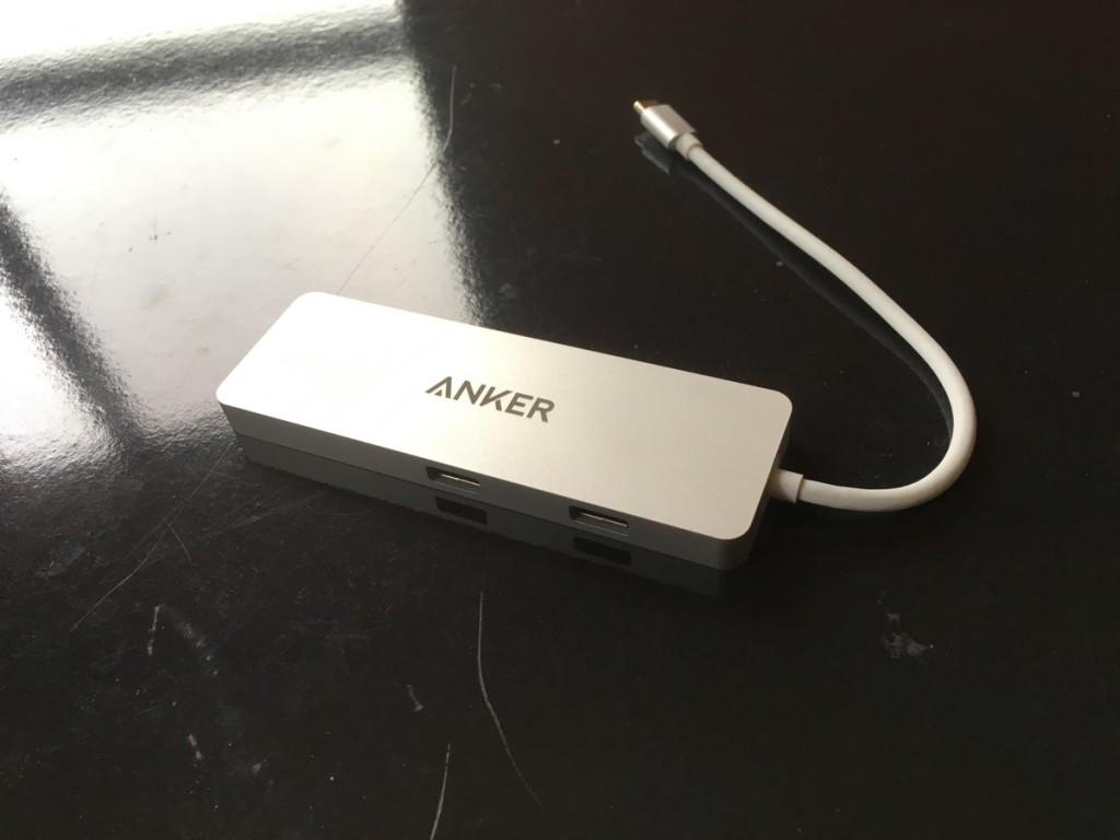 Anker USB-C hub-6