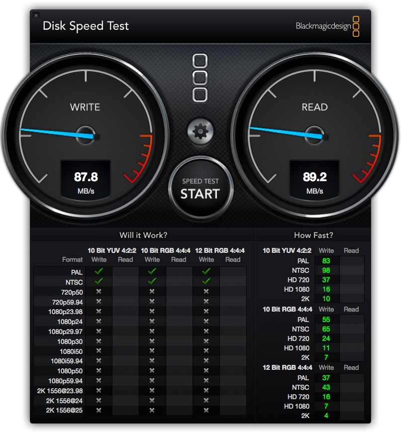 I-O DATA HDD-MacBook 12