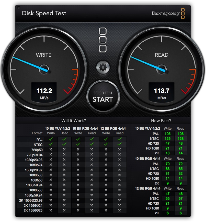 I-O DATA HDD-MacBook Pro 13