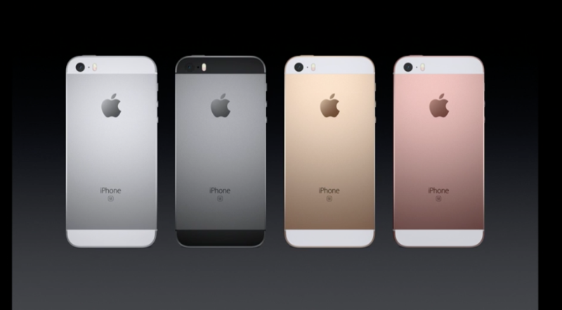 iPhone SE-8