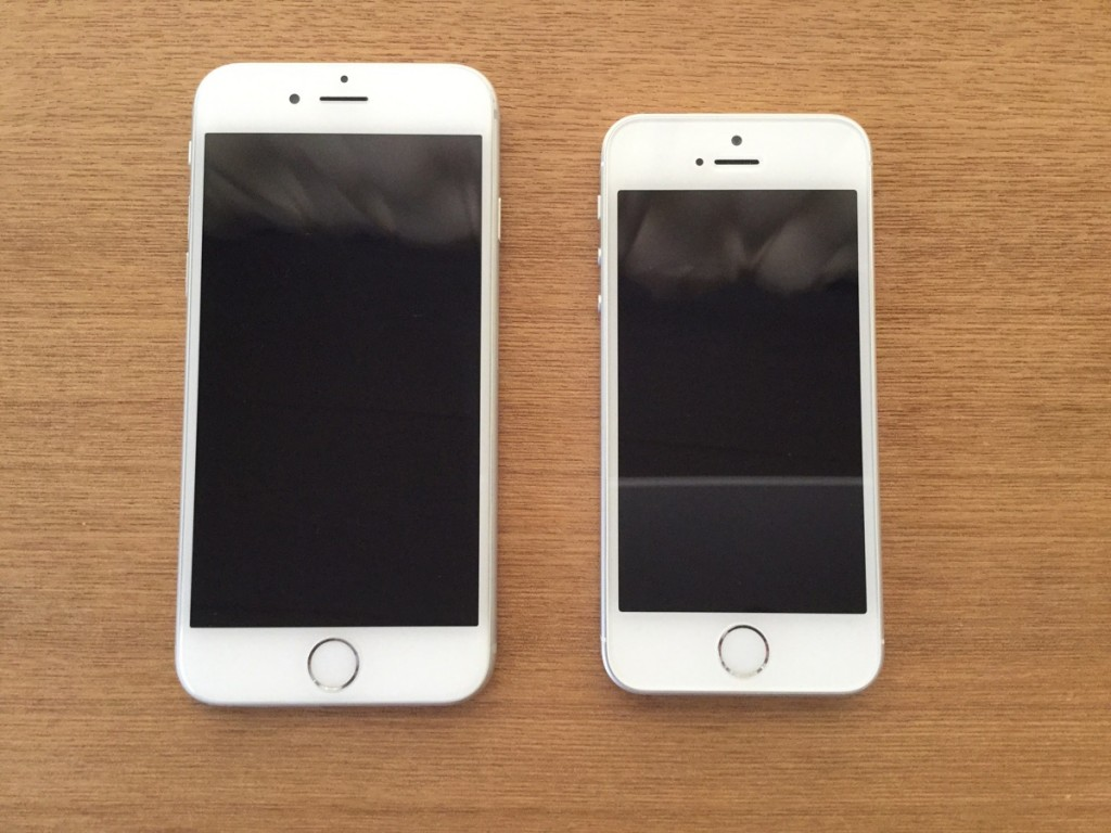 iPhone SE&6-1