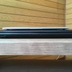 MacBook 12と6年前に買ったAspire 5740の外観を比較してみた