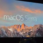 「macOS Sierra」正式発表!Siri、ピクチャインピクチャ、オートアンロック機能など追加