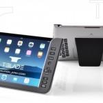まさに逆転の発想!背面にキーボードが搭載されたiPadケース「T-BLADE」が登場!