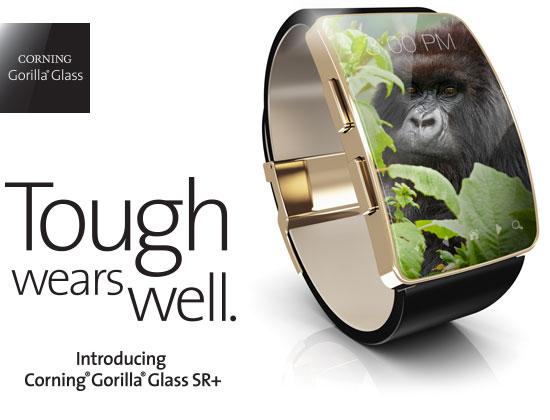 Gorilla Glass SR+-1