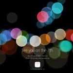 Apple、9月7日に新製品発表イベント開催へ!iPhone 7やApple Watch 2が発表か?