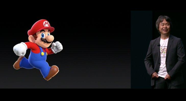 iOS Mario