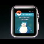 Pokemon GoがApple Watch向けアプリとして登場が決定!