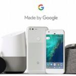 Google、新スマホPixel、VR製品Daydream View、4K対応Chromecast Ultra、AIスピーカーGoogle Homeなど一斉発表!!