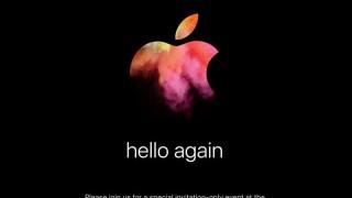 "Apple、10月27日にイベント開催を正式発表!! ""hallo again""招待状を配布へ"