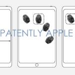 iPhone 8はホームボタンもLightning端子も廃止か!?ディスプレイ指紋認証に光無線通信などの特許取得