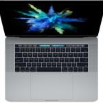MacBook Pro 2016 15/13 Barあり/なしモデルのCPU、GPU性能比較