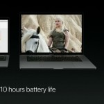 MacBook Pro(Late 2016)の一部でバッテリー持ちが激減する問題が判明!